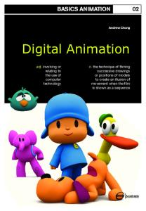 Basics Animation: Digital Animation