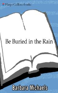 Be Buried in the Rain