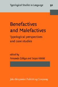 Benefactives and Malefactives: Typological Perspectives and Case Studies (Typological Studies in Language)