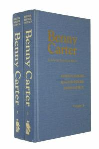Benny Carter, a life in American music, Volume 2