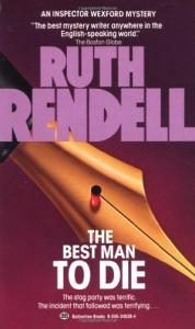 Best Man to Die (Chief Inspector Wexford Mysteries)