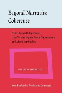 Beyond Narrative Coherence (Studies in Narrative)