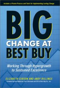 Big Change at Best Buy - Working Through Hypergrowth to Sustained Excellence