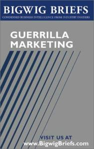 Bigwig Briefs: Guerrilla Marketing - The Best of Guerrilla Marketing & Marketing on a Shoestring Budget