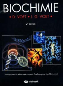 Biochimie  French
