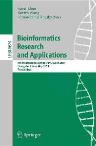 Bioinformatics Research and Application - ISBRA 2011