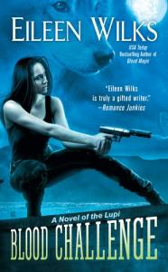 Blood Challenge (World of the Lupi Book 7)