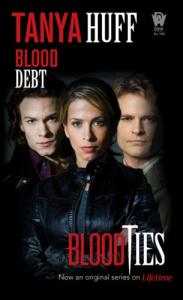 Blood Debt (Blood Ties)
