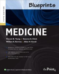 Blueprints Medicine (Blueprints Series) 5th Edition