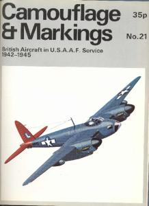 British Aircraft in U.S.A.A.F. Service 1942-1945