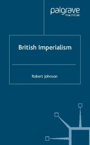 British Imperialism (Histories and Controversies)