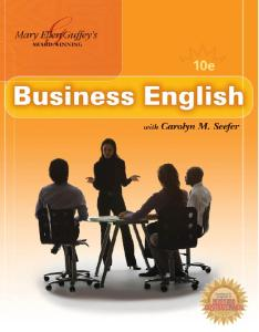 Business English, 10th Edition