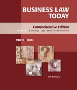 Business Law Today: Comprehensive 8th Edition