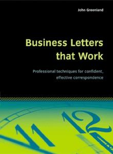 Business Letters That Work