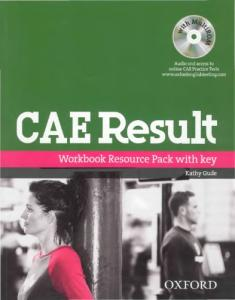 CAE Result: Workbook Resource Pack with Key