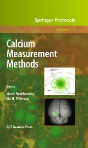 Calcium Measurement Methods (Neuromethods)