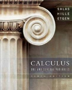 Calculus. One and several variables