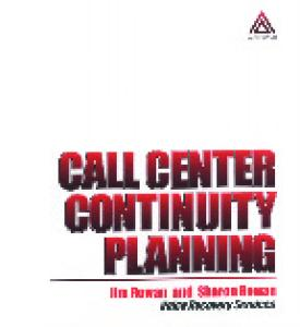 Call Center Continuity Planning