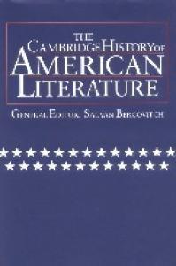 Cambridge History of American Literature, Vol. 3: Prose Writing, 1860-1920 (The Cambridge History of American Literature)