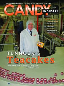 Candy Industry April 2011