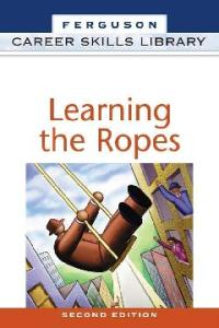 Careers Skills Library: Learning the Ropes