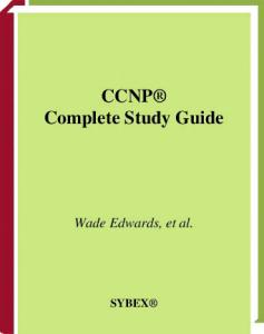 CCNP: Complete Study Guide