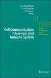 Cell Communication in Nervous and Immune Systems