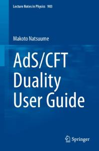CFT Duality User Guide