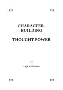 Building Character and Culture - PDF Free Download