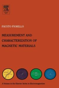 Characterization and  Measurement of Magnetic Materials (Electromagnetism)