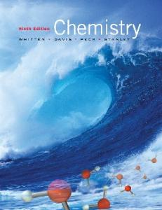 Chemistry ninth edition