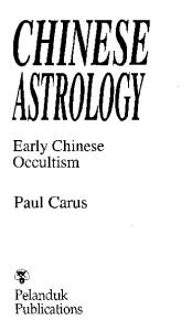 Hindu Predictive Astrology - PDF Free Download
