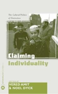 Claiming Individuality: The Cultural Politics of Distinction