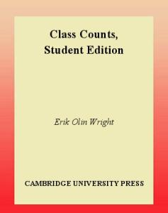 Class Counts Student Edition (Studies in Marxism and Social Theory)
