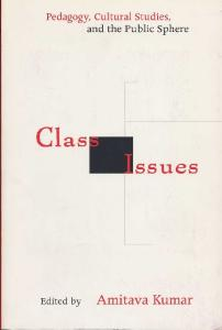 Class Issues: Pedagogy, Cultural Studies, and the Public Sphere