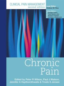 Clinical Pain Management Chronic Pain, 2nd edition