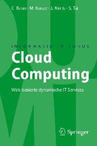 Cloud Computing Web-basierte dynamische IT-Services