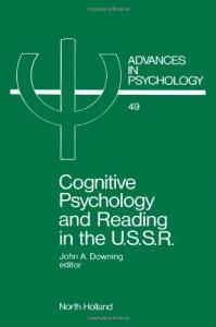 Cognitive psychology and reading in the U.S.S.R