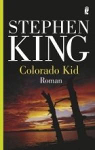 Colorado Kid: Deutsche Erstausgabe