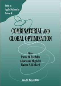 Combinatorial and Global Optimization