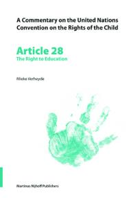 Commentary on the United Nations Convention on the Rights of the Child, Article 28: The Right to Education