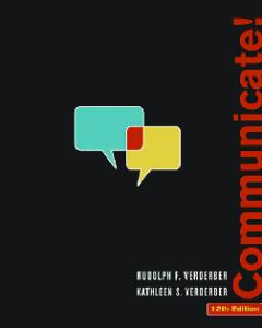 Communicate! Twelfth Edition