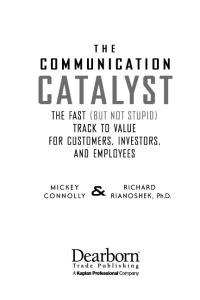 Communication Catalyst