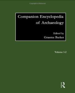 Companion encyclopedia of archaeology