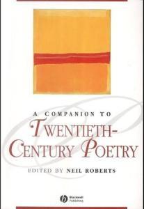 Companion to Twentieth-Century Poetry