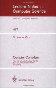 Compiler Compilers 3 conf