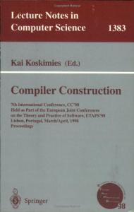 Compiler Construction 7 conf