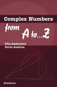 Complex Numbers from A to... Z