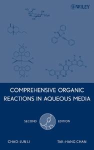 Comprehensive Organic Reactions in Aqueous Media - PDF Free Download
