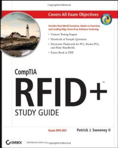 CompTIA RFID+ Study Guide (Exam RF0-101, includes CD-ROM)